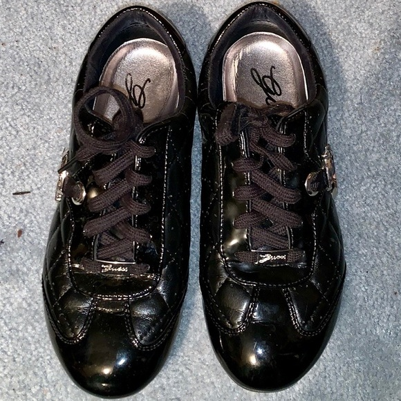 Guess Shoes - Black Guess Sneakers
